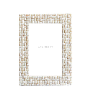Bone Photo Frames - Amy Berry Home