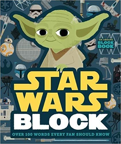 Star Wars Block - Amy Berry Home