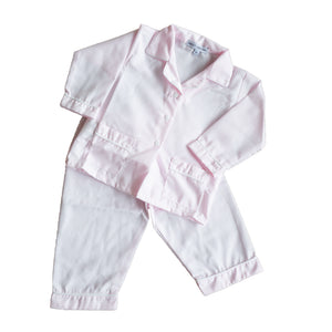 Pink Stripe PJs - Amy Berry Home