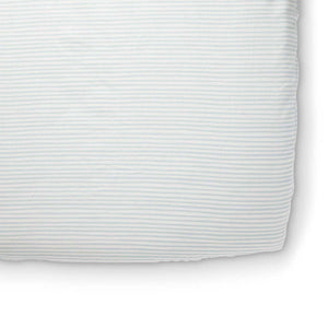 Stripes Away Crib Sheet - Amy Berry Home