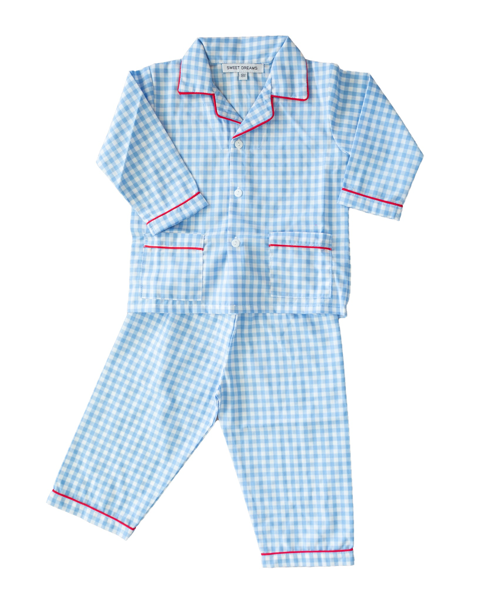 Gingham Pajamas - Amy Berry Home