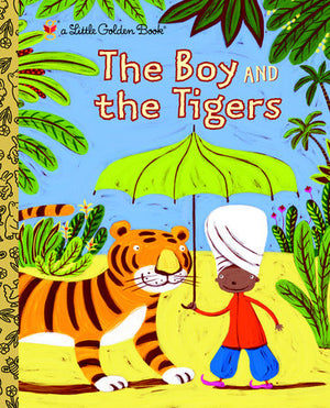 Boy and The Tigers - Amy Berry Home