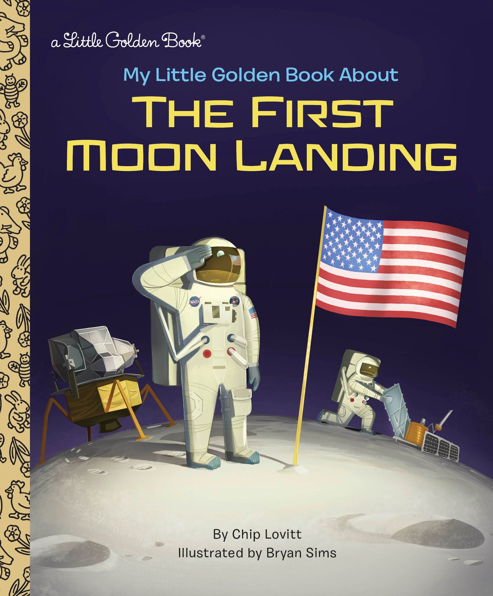 The First Moon Landing - Amy Berry Home