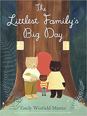 Littlest Family's Big Day - Amy Berry Home