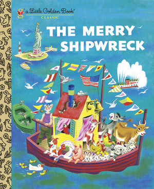 The Merry Shipwreck - Amy Berry Home