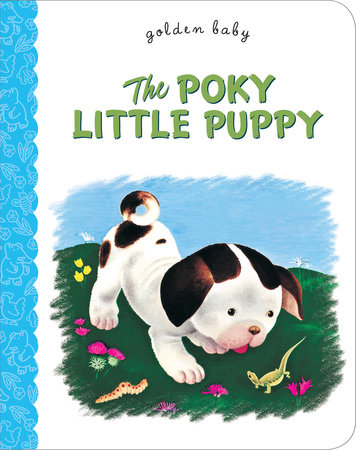 The Poky Little Puppy - Amy Berry Home
