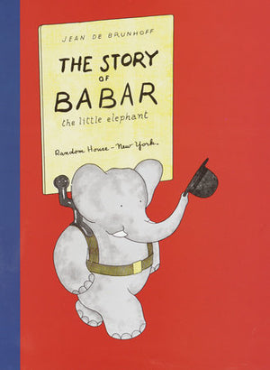 The Story of Babar - Amy Berry Home