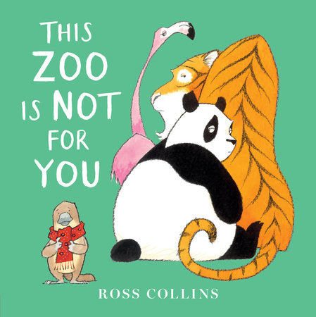 This Zoo Is Not For You - Amy Berry Home
