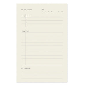 To Do Today Notepad - Amy Berry Home