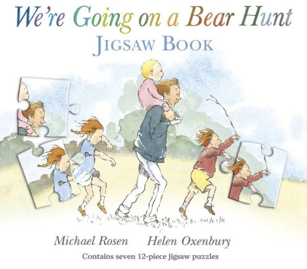 We're Going on a Bear Hunt - Amy Berry Home