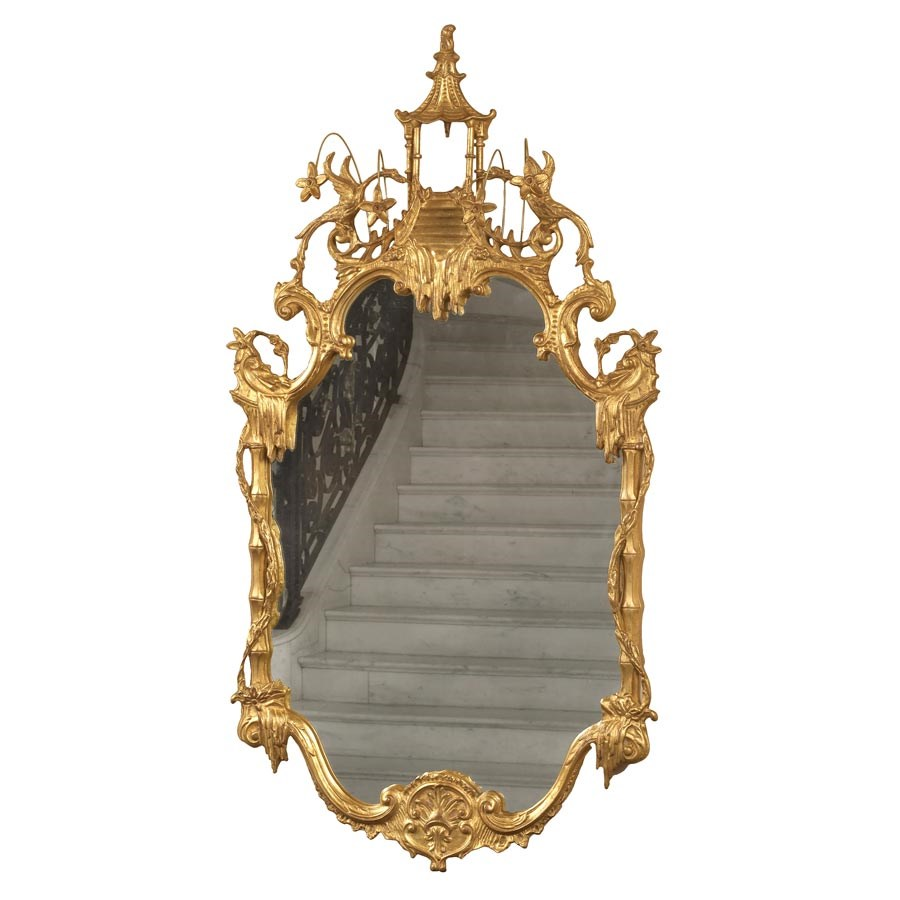 Chippendale Phoenix Mirror - Amy Berry Home