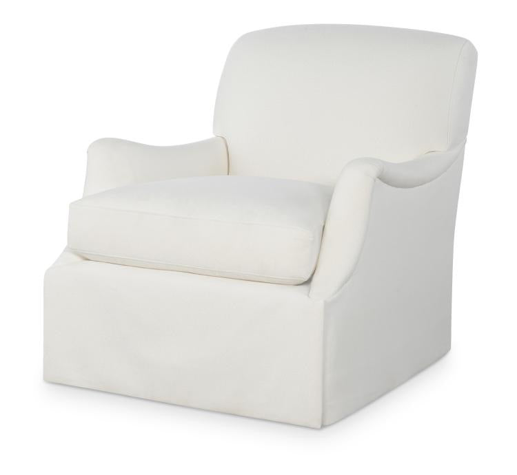 Tall Back  Swivel Glider - Amy Berry Home