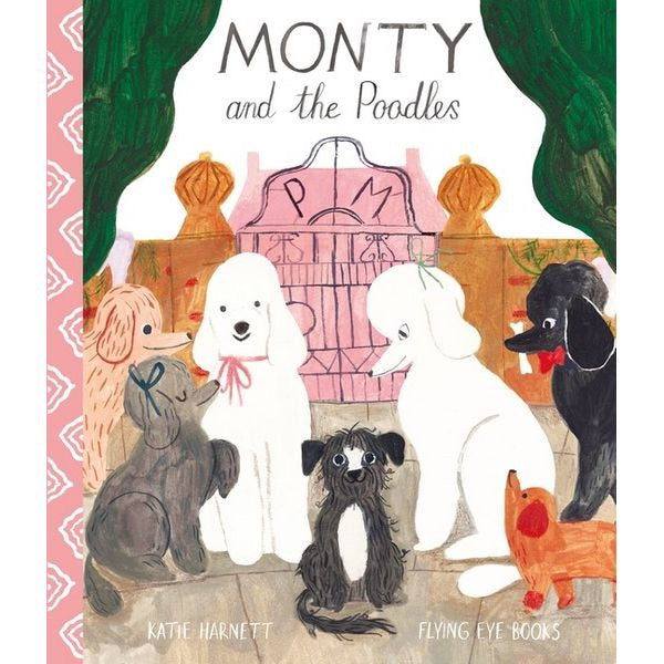 Monty and The Poodle - Amy Berry Home