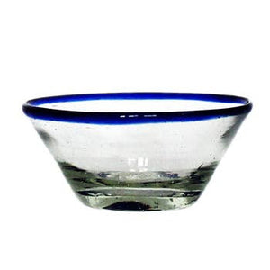 Tiny Blue Rim Bowl - Amy Berry Home