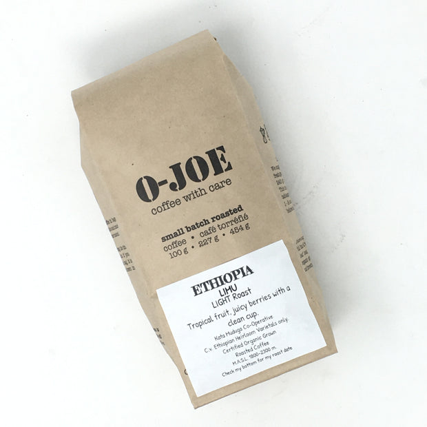 VIP20 Ethiopia Limu • Light/Medium Roast
