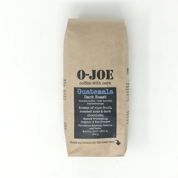 Wholesale Guatemala  • Organic & FairTrade® • DARK ROAST