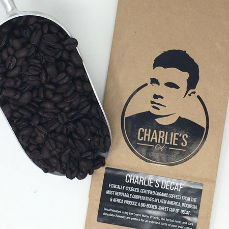 CHARLIE'S SwissWater® Decaf