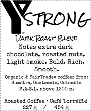 YMCA Strong Kids Coffee Campaign
