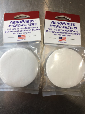Aeropress Refill paper filters 350 pack