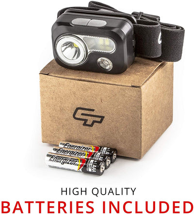 CTF-100 Head Lamp Battery Operated (3 x AAA)