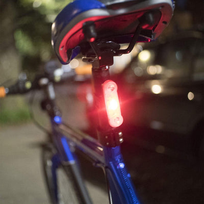 Copy of FIRESTICK-100 - USB Rechargeable Tail Light for Bikes