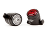 BOLT COMBO - USB Rechargeable Safety Bike Light Set