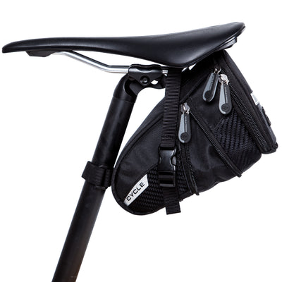 Bicycle Saddle Bag, Large
