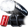NIGHT OWL<br>  USB Rechargeable Bike Light Set