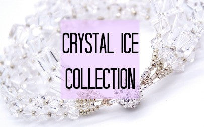 crystal quartz ice collection