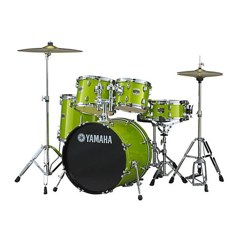 Yamaha Gig Maker Grape Glitter Drum Set