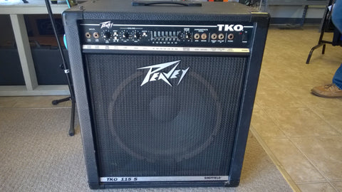 American Made Peavey Bass Amp