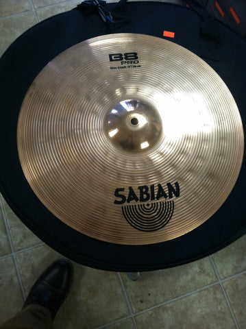 "Sabian B8 pro thin crash 15""- USED"