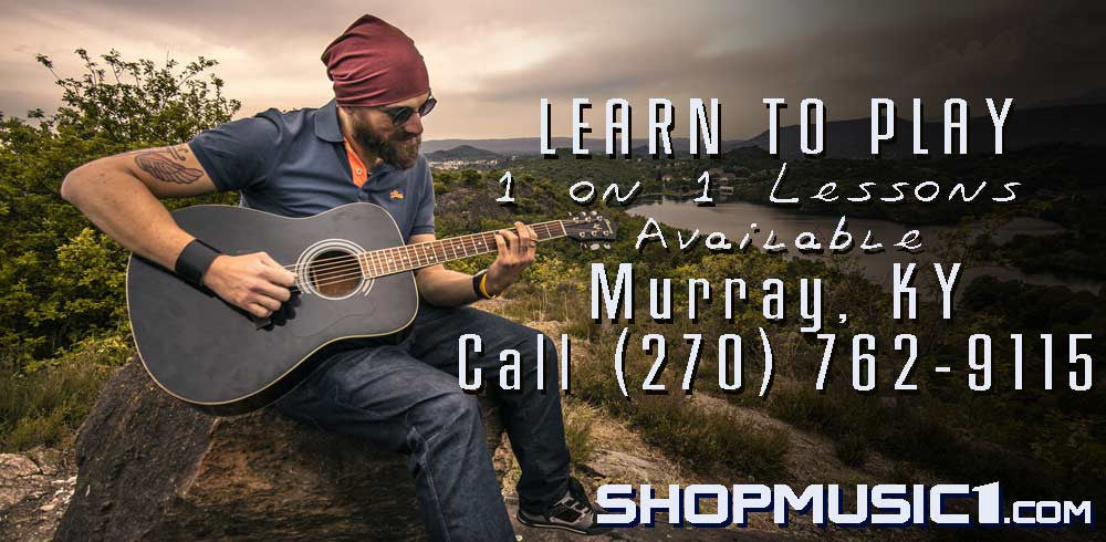 Guitar lessons Murray, KY Music ONE