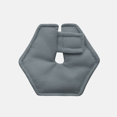 Abilitee G-tube pad in Gray