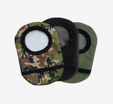 Camo, Black, Olive Green Ostomy Cover Pack