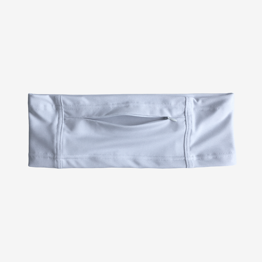 White Insulin Pump Belt