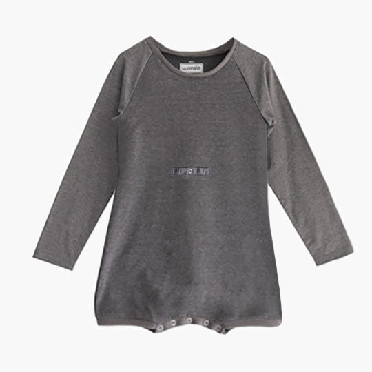 Longsleeve Tummy Access Wonsie (All Ages)