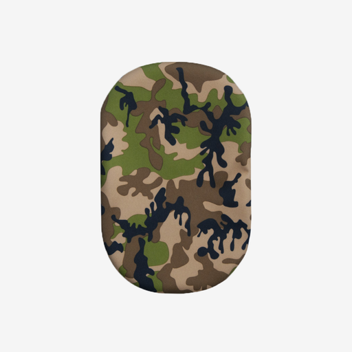 Camo Print Ostomy Cover
