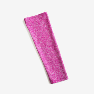 Soft, moisture wicking PICC sleeves protect against sun exposure, available in hot pink