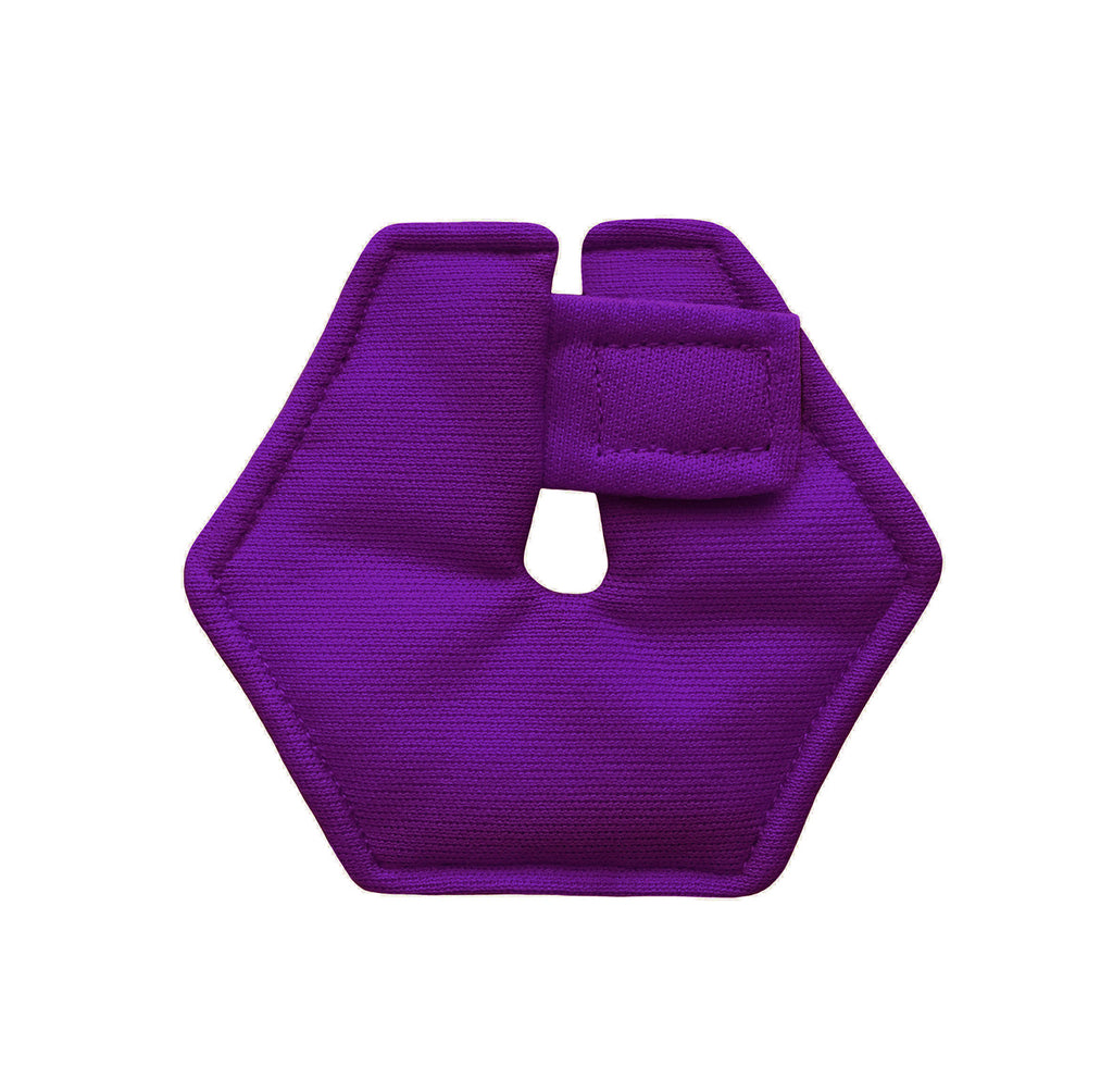 Trach Pad With Velcro