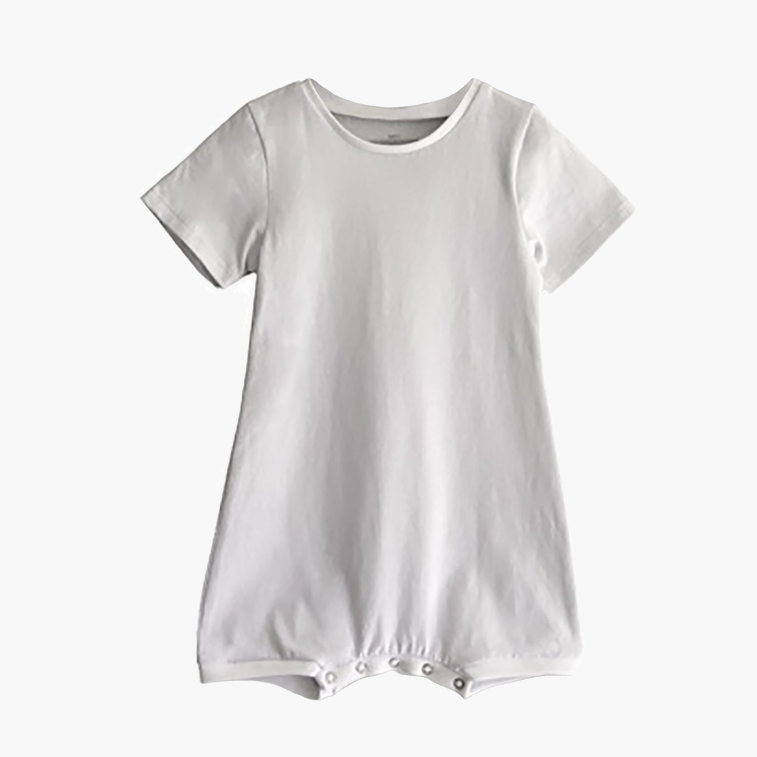 Tee shirt Wonsie adaptive bodysuit made from soft cotton fabric
