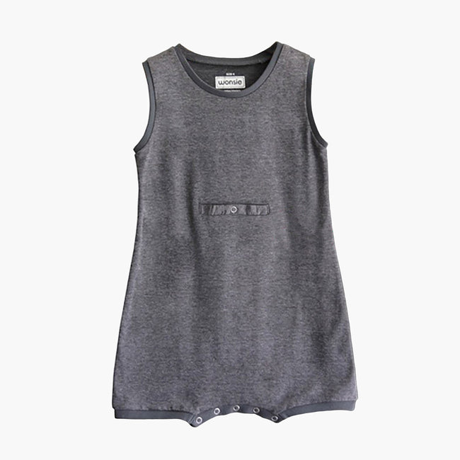 Sleeveless Tummy Access Wonsie (All Ages)