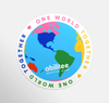 One World LIMITED EDITION Stickers