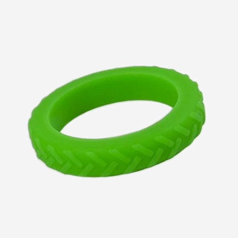 Tire bracelet for chewing needs in child and baby size