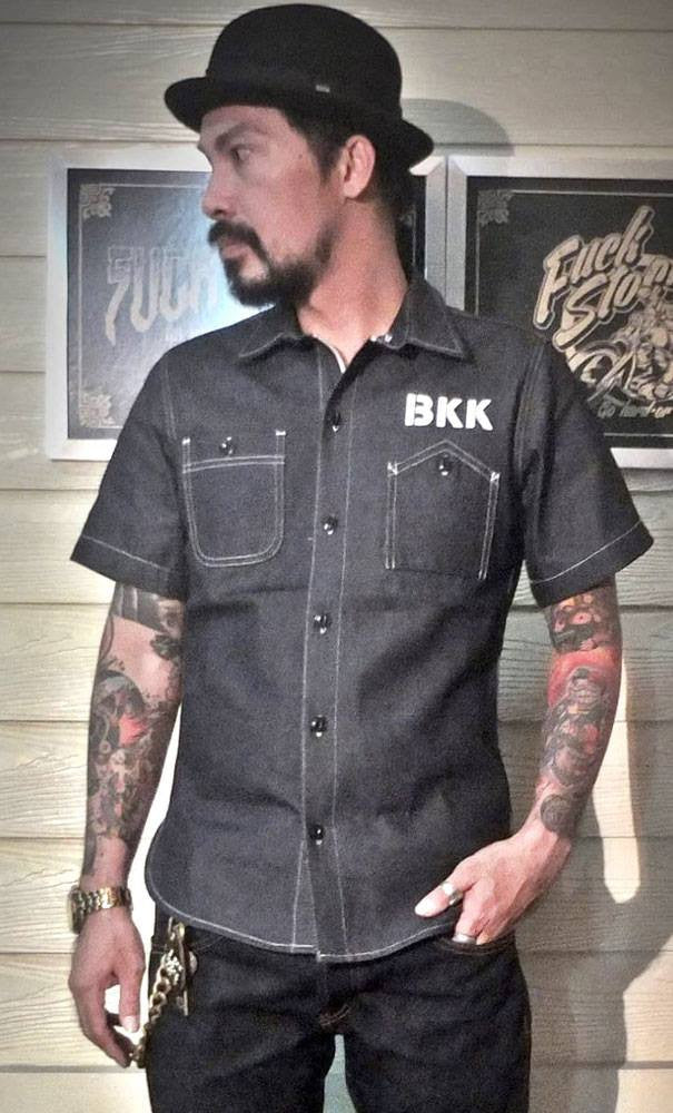 BKK DENIM SHIRT