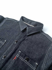 CUSTOM MOTOR SELVEDGE SHIRT