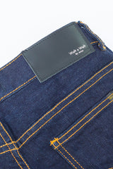 DEEP INDIGO SHORTS (Rinsed)
