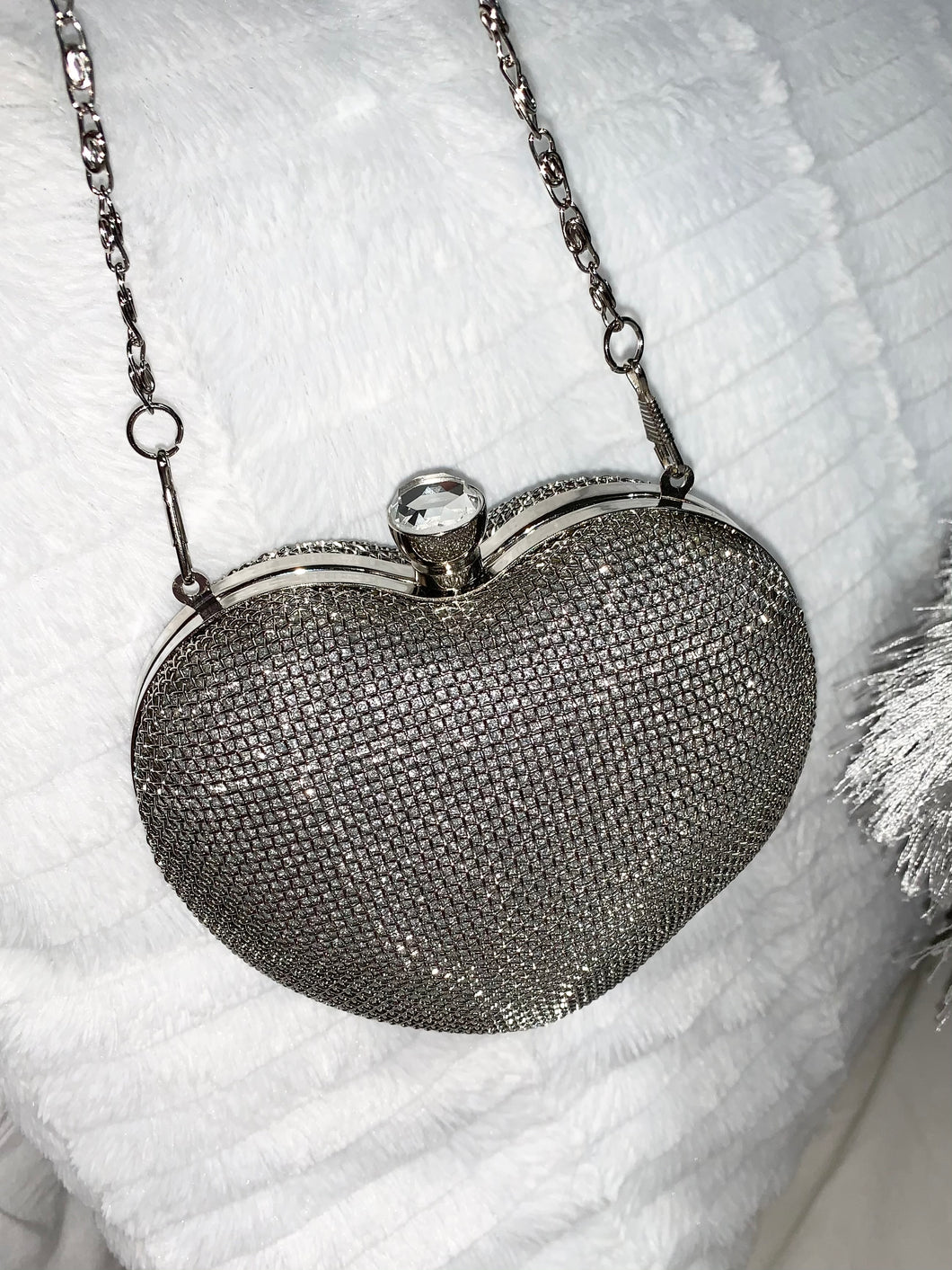 HEART COCKTAIL BAG