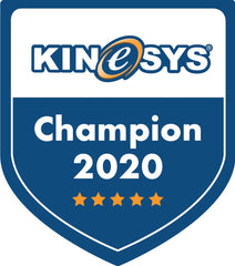 KINeSYS Champion Badge 2020