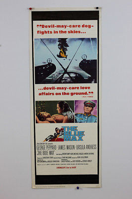Blue Max Original Movie Poster 14x36""